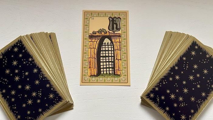 Oracle Belline Cloître et ses associations de cartes