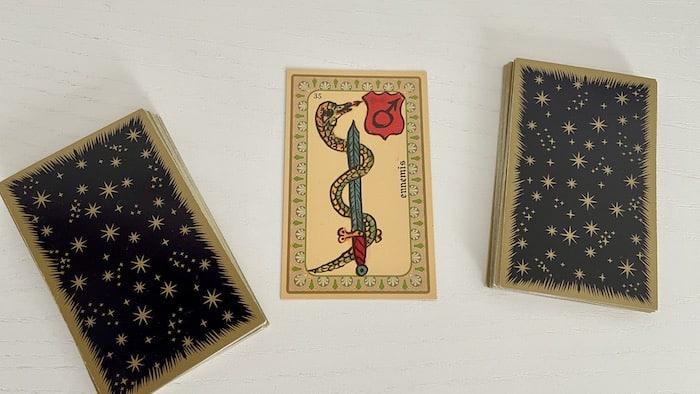 Oracle Belline Ennemis et ses associations de cartes