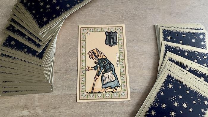Oracle Belline Infortune et ses associations de cartes