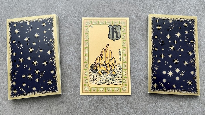 Oracle Belline Stérilité et ses associations de cartes