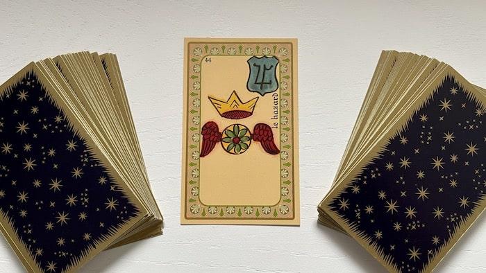 Oracle Belline le Hazard et ses associations de cartes