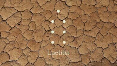 géomancie Laetitia
