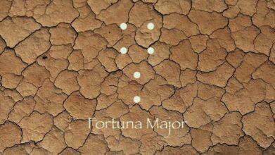 geomancie fortuna major