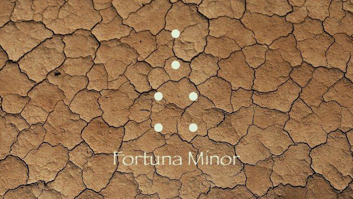 geomancie fortuna minor