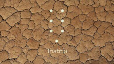géomancie tristitia