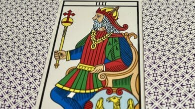 L'Empereur du tarot de Marseille (4)