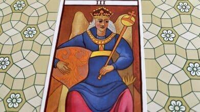 L'Impératrice du tarot de Marseille (3)