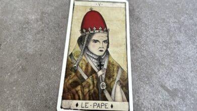 Le Pape du tarot de Marseille (5)