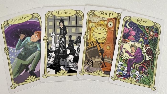 Les cartes originales de l'oracle des miroirs