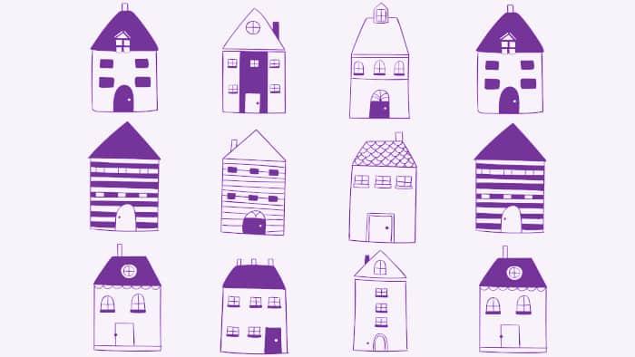 maisons géomancie