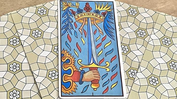 As d'épée du Tarot de Marseille