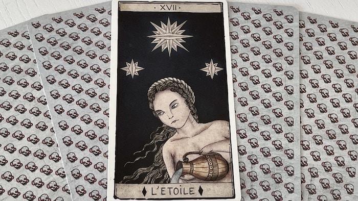l'Étoile du tarot de Marseille (17)