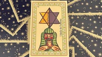 Étoile de l'Homme Oracle Belline