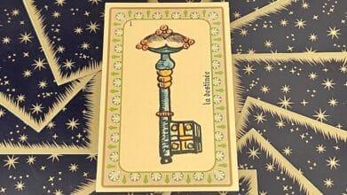 La Destinée - Carte n°1 - Oracle Belline