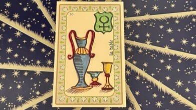 La Table - Carte n°30 - Oracle Belline