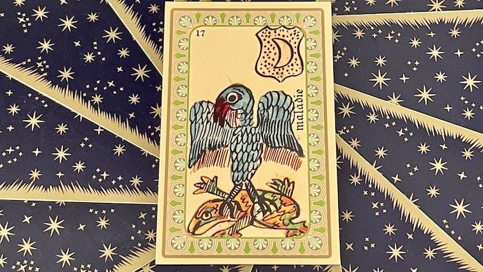Maladie - Carte n°17 - Oracle Belline