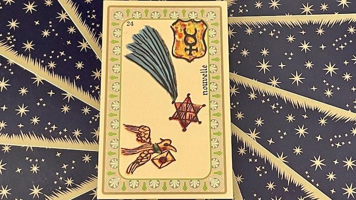 Nouvelle - Carte n°24 - Oracle Belline