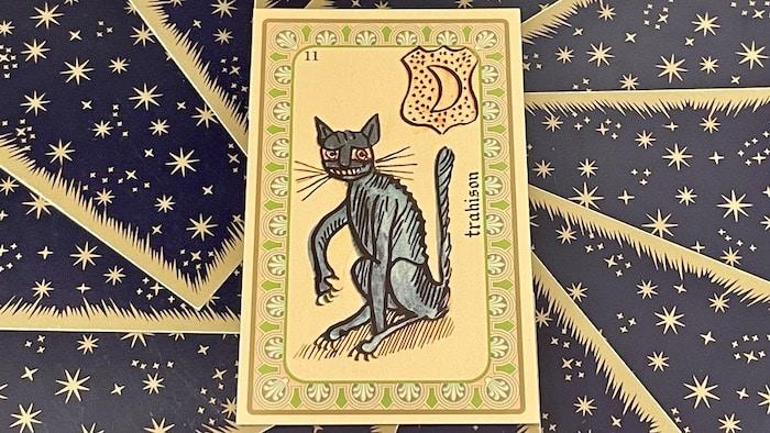 Trahison - Carte n°11 - Oracle Belline