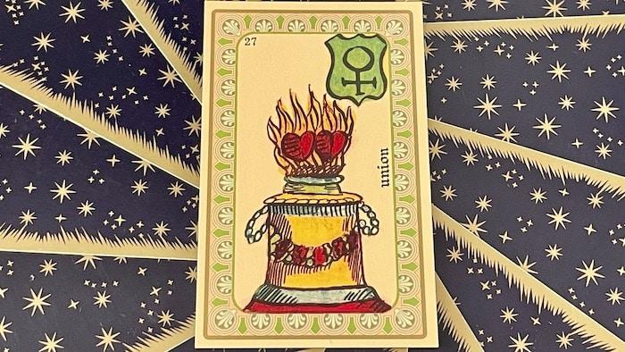 Union - Carte n°27 - Oracle Belline