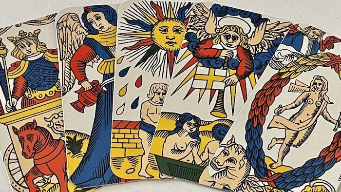 meilleures cartes du tarot de Marseille