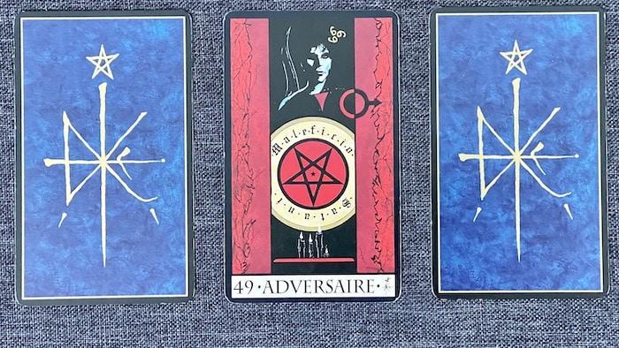 Adversaire Oracle de la Triade