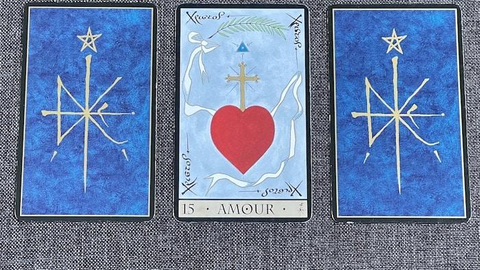 Amour Oracle de la Triade