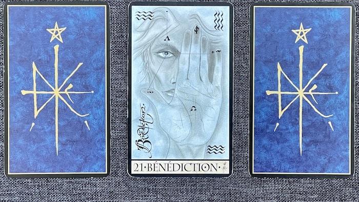 Bénédiction Oracle de la Triade