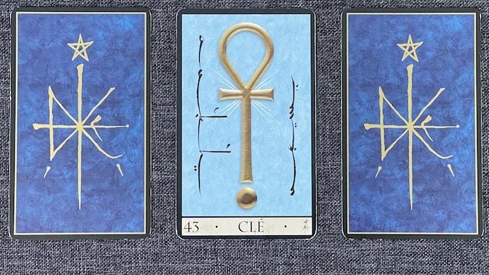 Clé Oracle de la Triade