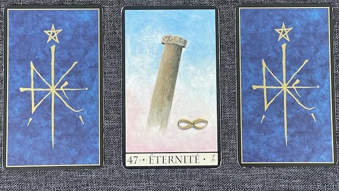 Eternité Oracle de la Triade