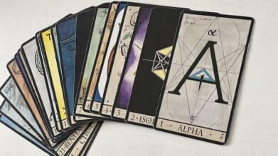 Les cartes de l'Oracle de la Triade