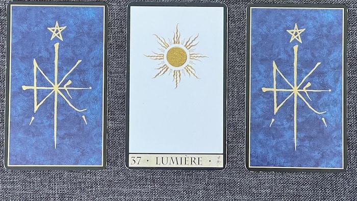 Lumière Oracle de la Triade