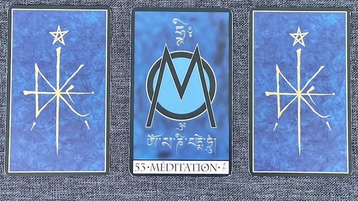 Méditation Oracle de la Triade