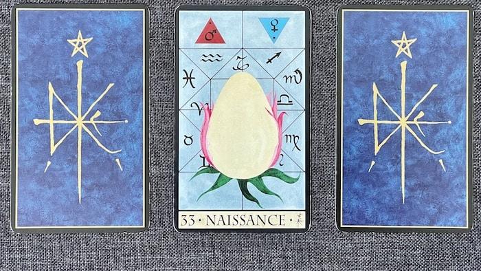 Naissance Oracle de la Triade