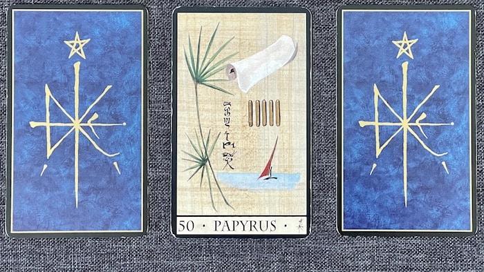 Papyrus Oracle de la Triade