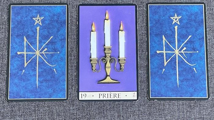 Prière Oracle de la Triade