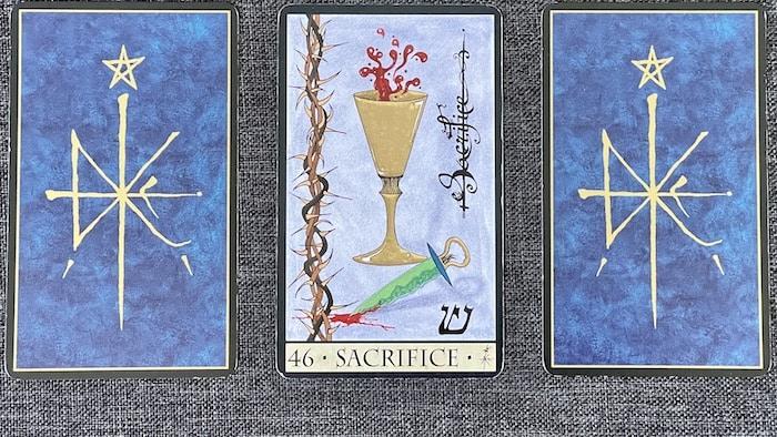 Sacrifice Oracle de la Triade