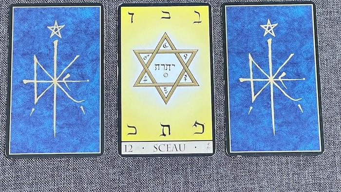 Sceau Oracle de la Triade