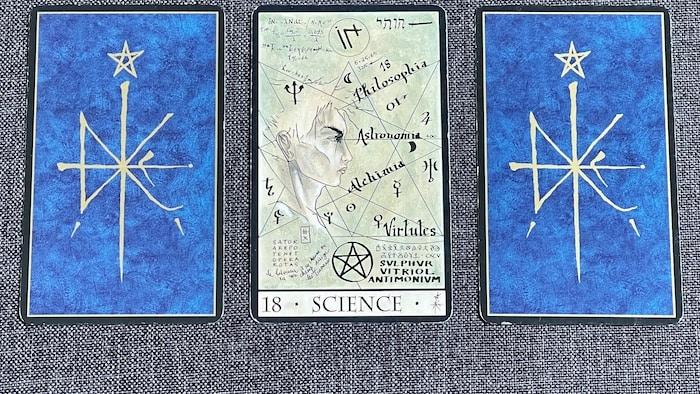 Science Oracle de la Triade