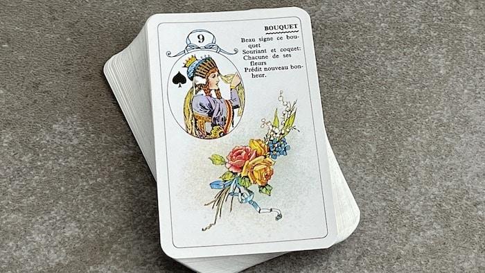 Petit Lenormand Bouquet 9