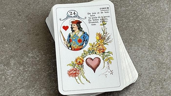Petit Lenormand Coeur 24