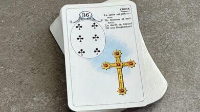 Petit Lenormand Croix 36