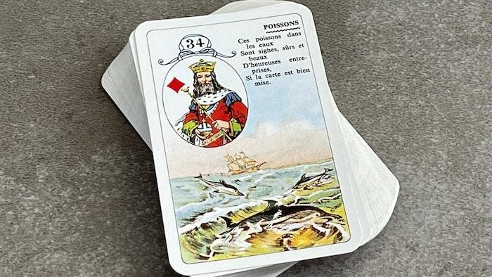 Petit Lenormand Poissons 34