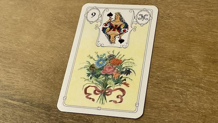Urania Lenormand le Bouquet carte 9
