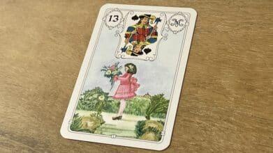 Urania Lenormand l'Enfant carte 13