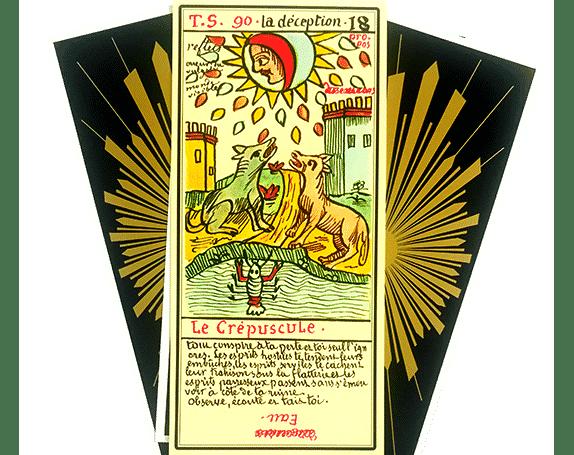 Arcane du Grand Tarot Belline