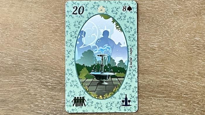 le Jardin du petit Lenormand (carte 20)