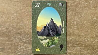 le Mont du petit Lenormand (carte 21)