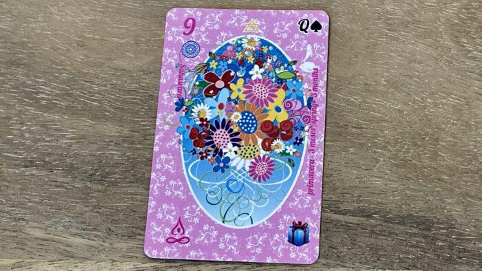 9 Bouquet en amour