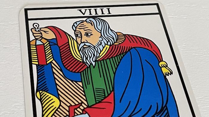 9 Hermite tirage 3 cartes vente