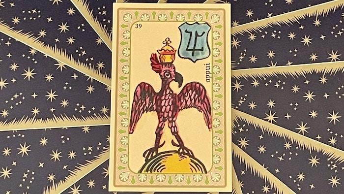 Appui - carte n°39 - Oracle Belline